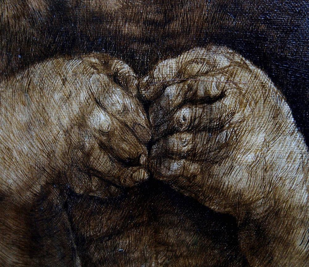 Выставка «Страх»