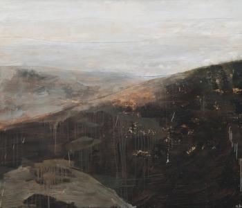 Выставка современного украинского художника Александра Животкова «Carta»