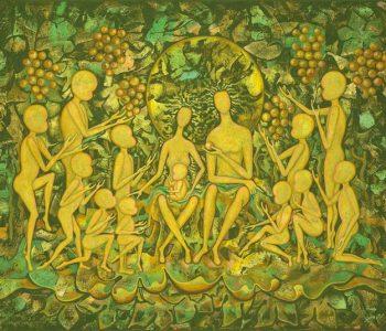 Выставка Зураба Каландадзе пройдет в Музее имени Симона Джанашии