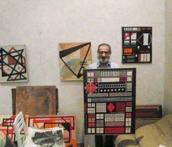 Выставка «Частное знакомство» Авто Месхи в Project ArtBea
