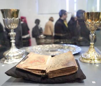 Выставка «Религии в Грузии»