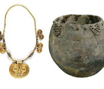 Золото и вино – старейшие сокровища Грузии